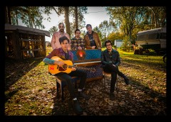 """Arkells Add Brand New Song """"A Little More"""" To Campfire Chords Watch Official Video For """"A Little More"""""""
