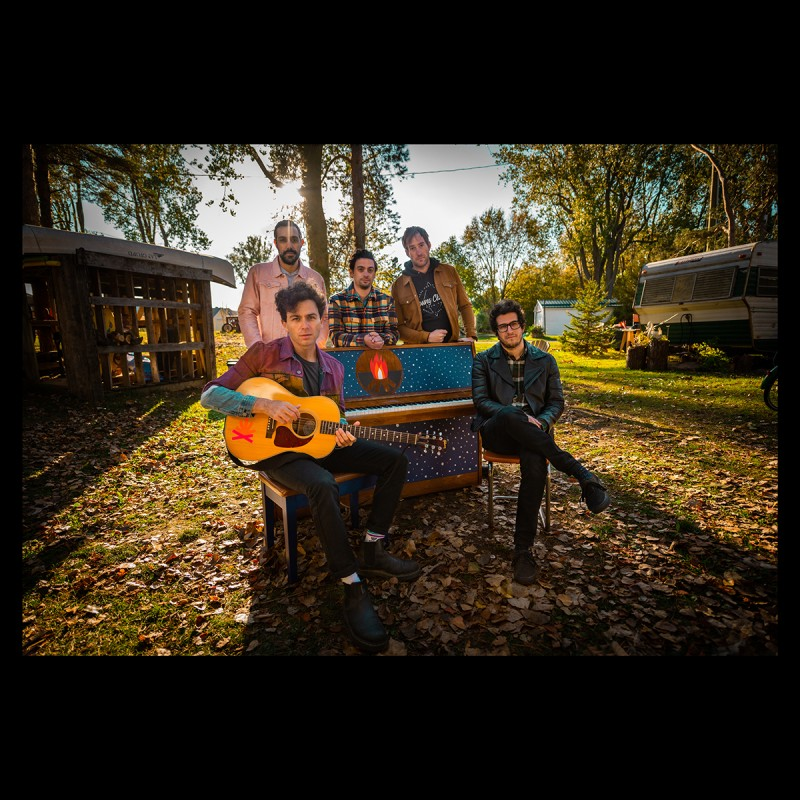 "Arkells Add Brand New Song ""A Little More"" To 