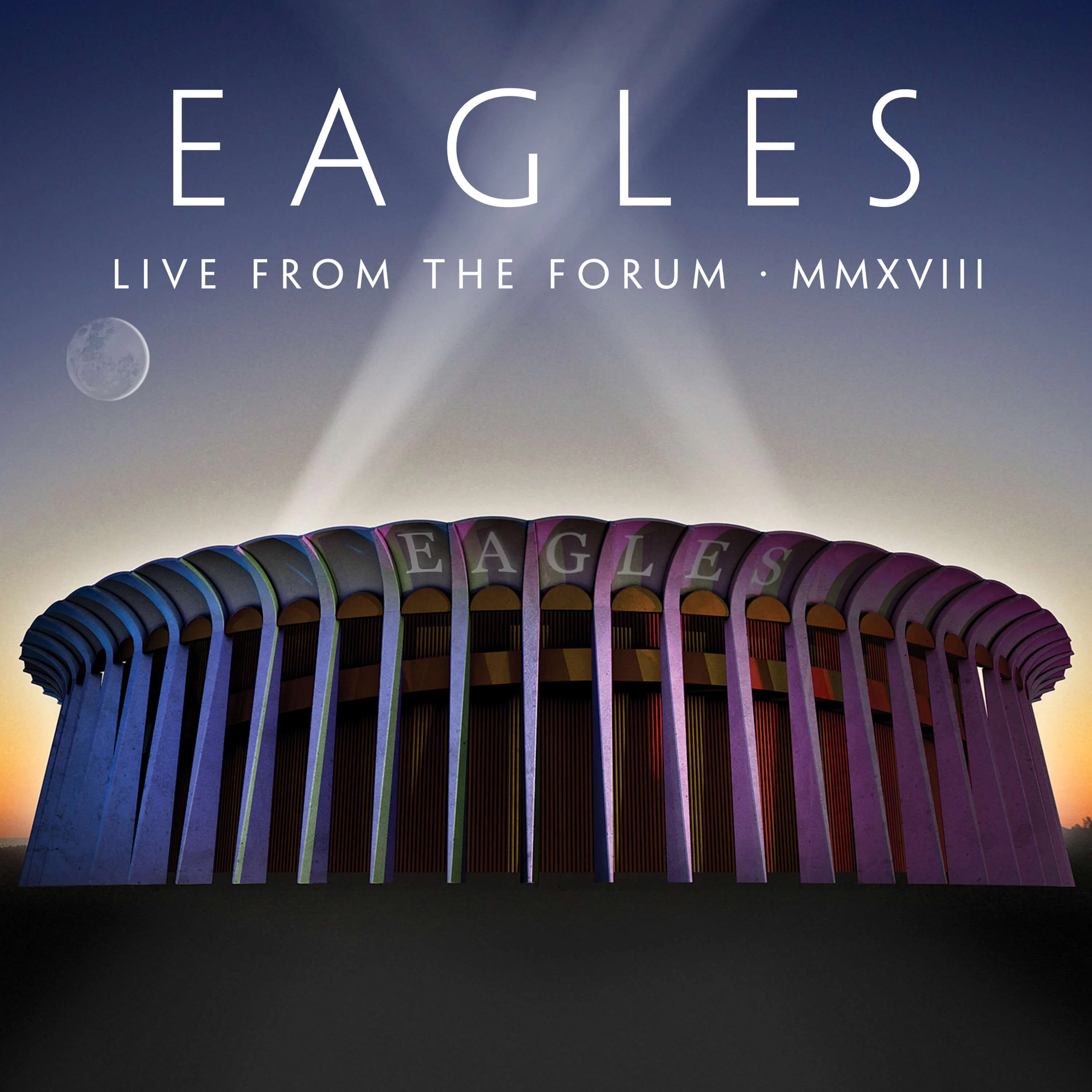 Live From The Forum MMXVIII was directed by Nick Wickham
