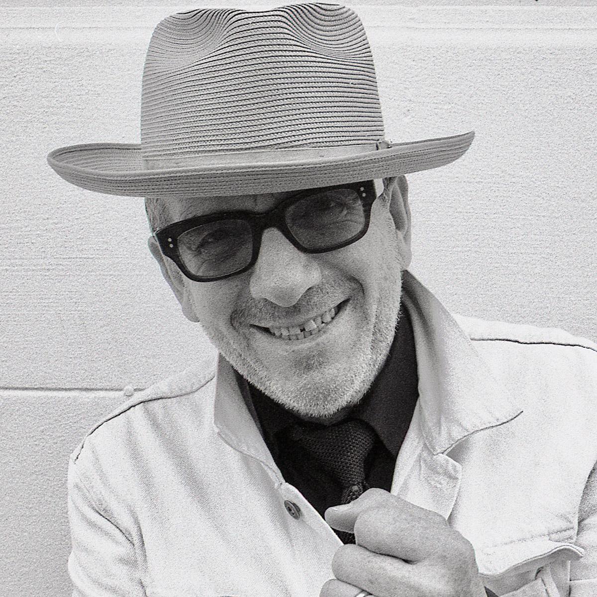 Elvis Costello - Photo by Ray di Pietro 1200px Sq