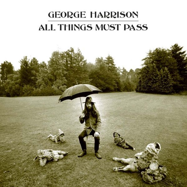 George Harrison's All Things Must Pass Celebrates 50th Anniversary