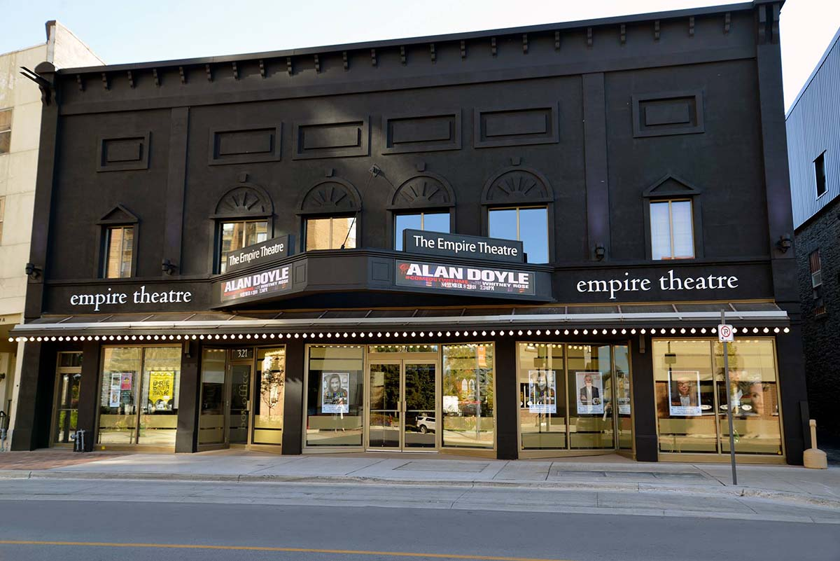 The Empire Theatre - Belleville, Ontario