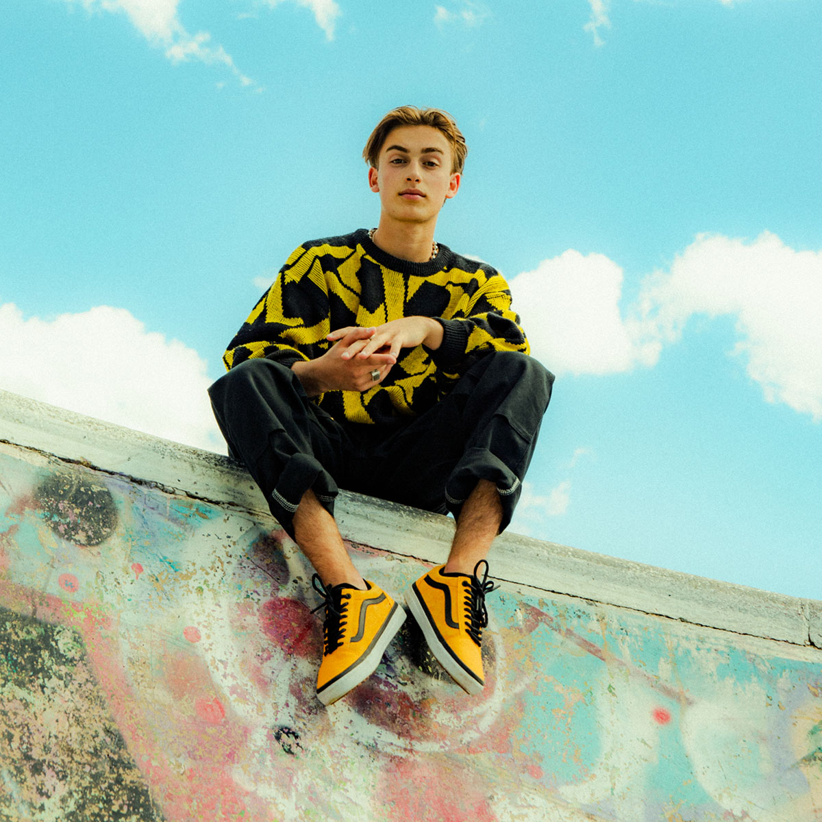 Johnny Orlando - Photo by Norman Wong
