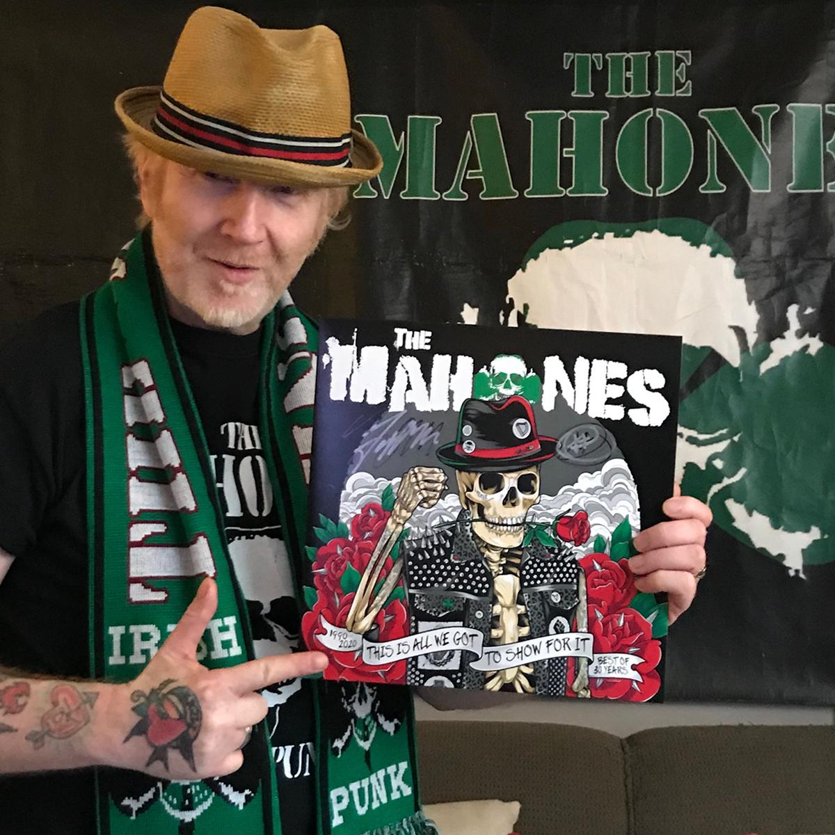 The Mahones - Finny 2020