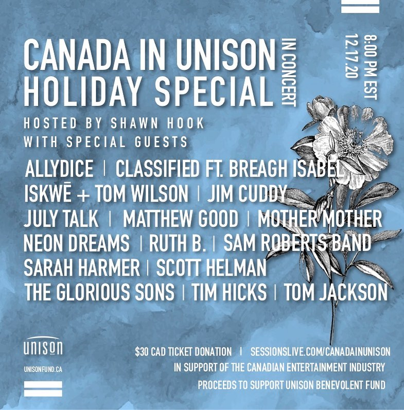 Canada in Unison - Holiday Special
