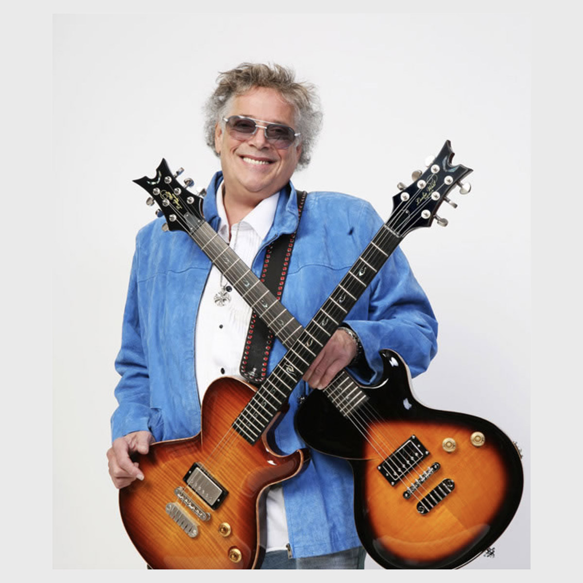 Leslie West in a recent promo photo