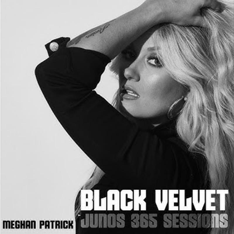 """Meghan Patrick Releases Powerful Cover of """"Black Velvet"""""""