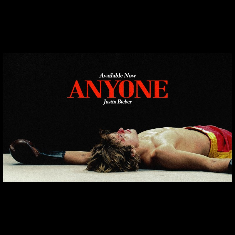 "Justin Bieber Announces New Single + Video ""Anyone"" Arriving New Year's Day"