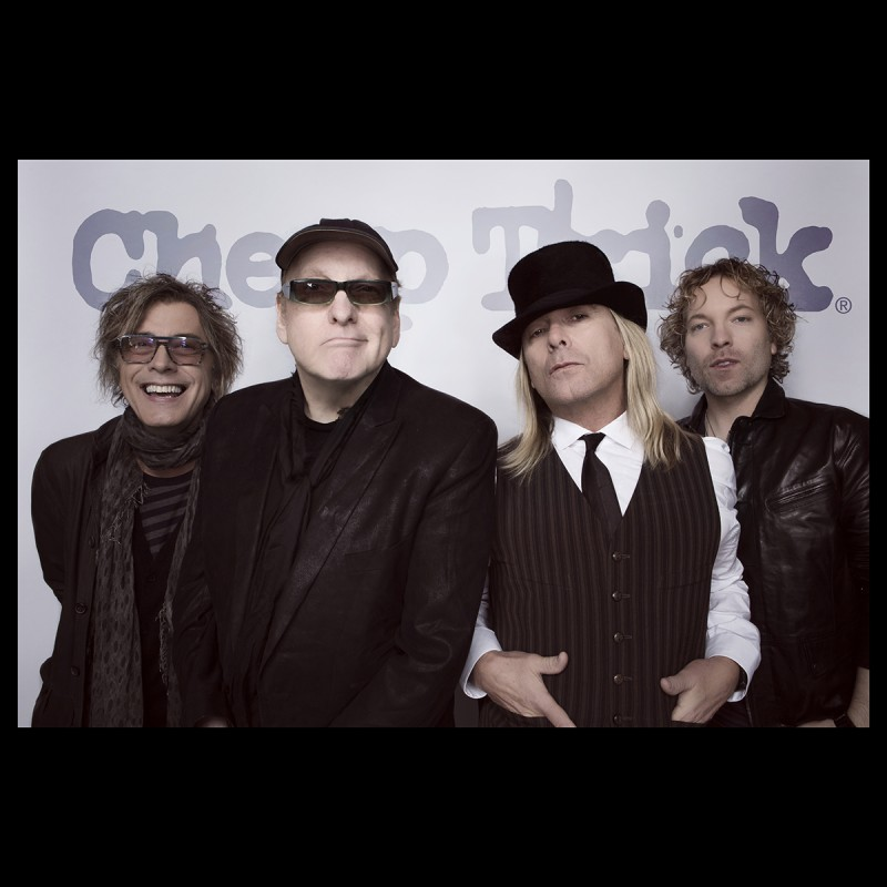"Cheap Trick Return With ""Light Up The Fire"" 