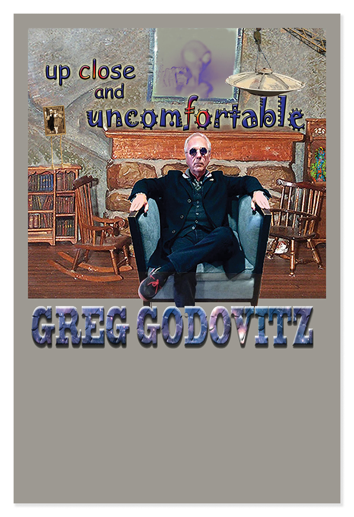 Up Close And Uncomfortable With Greg Godovitz