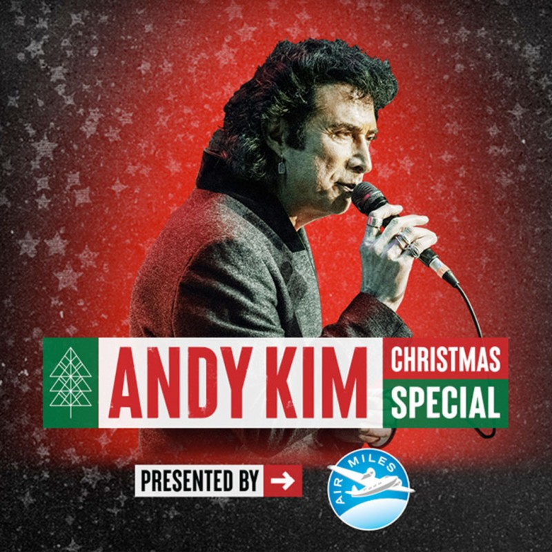 Andy Kim Christmas Special Raises Over $190,000 For Crew Nation, CAMH Gift Of Lights And Food Banks Canada