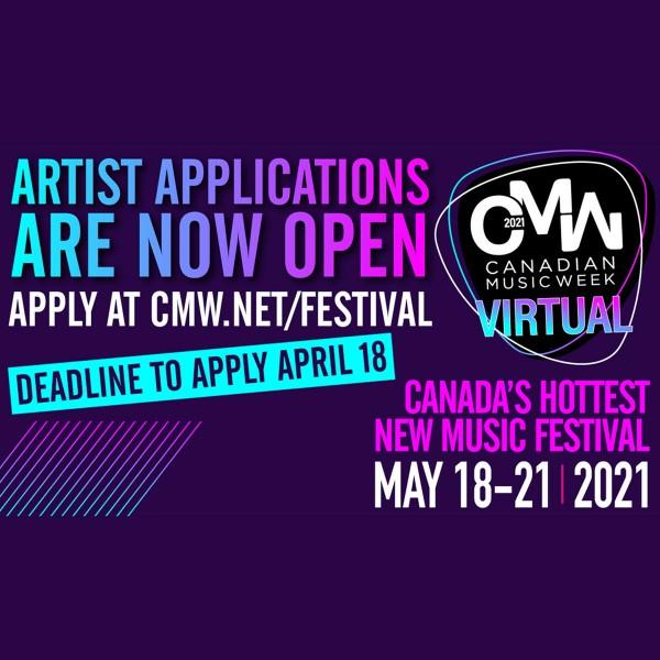 CMW Artist Application 2021