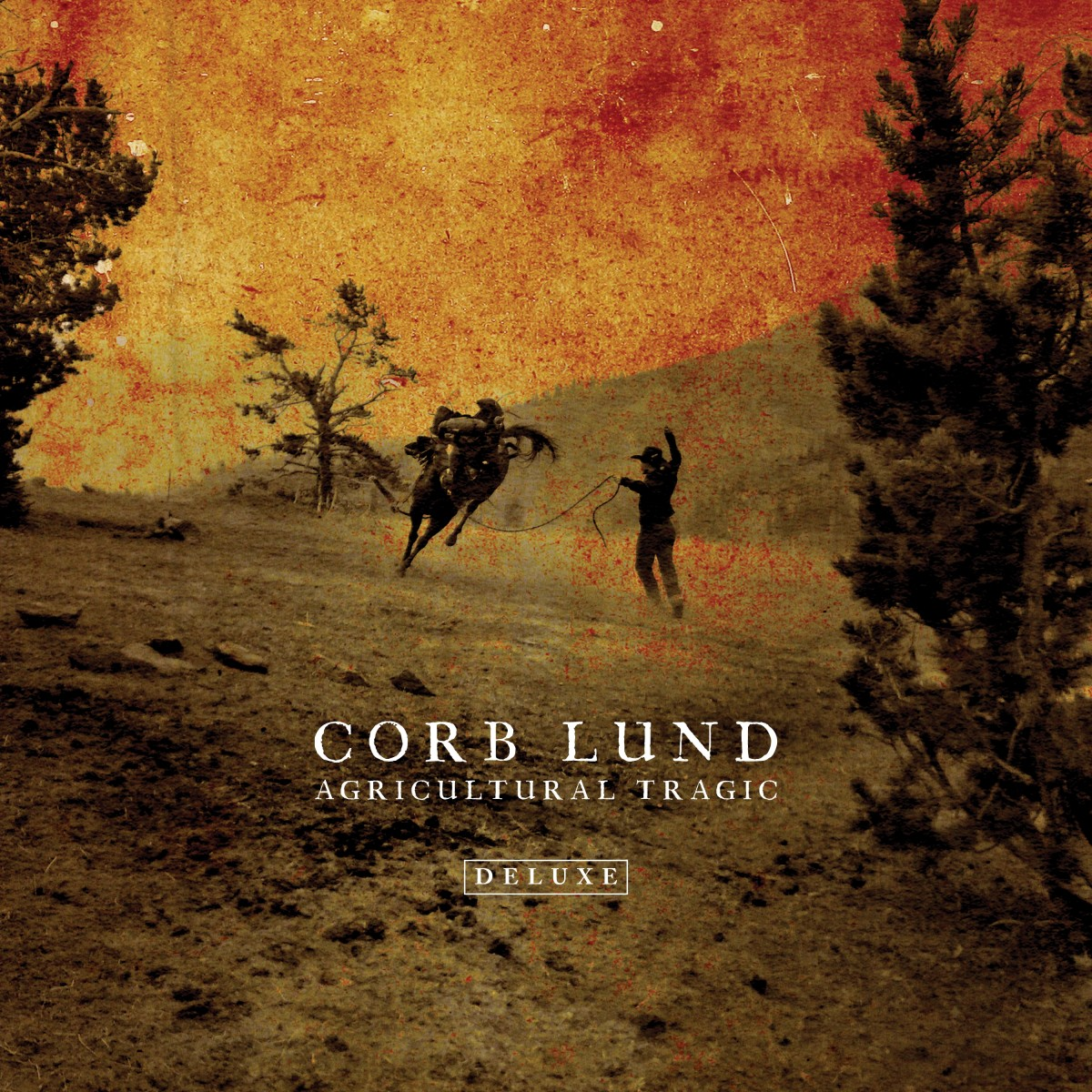 Corb Lund has Announced that the Deluxe Edition of his Critically-acclaimed Studio Album Agricultural Tragic will be Released on March 19.