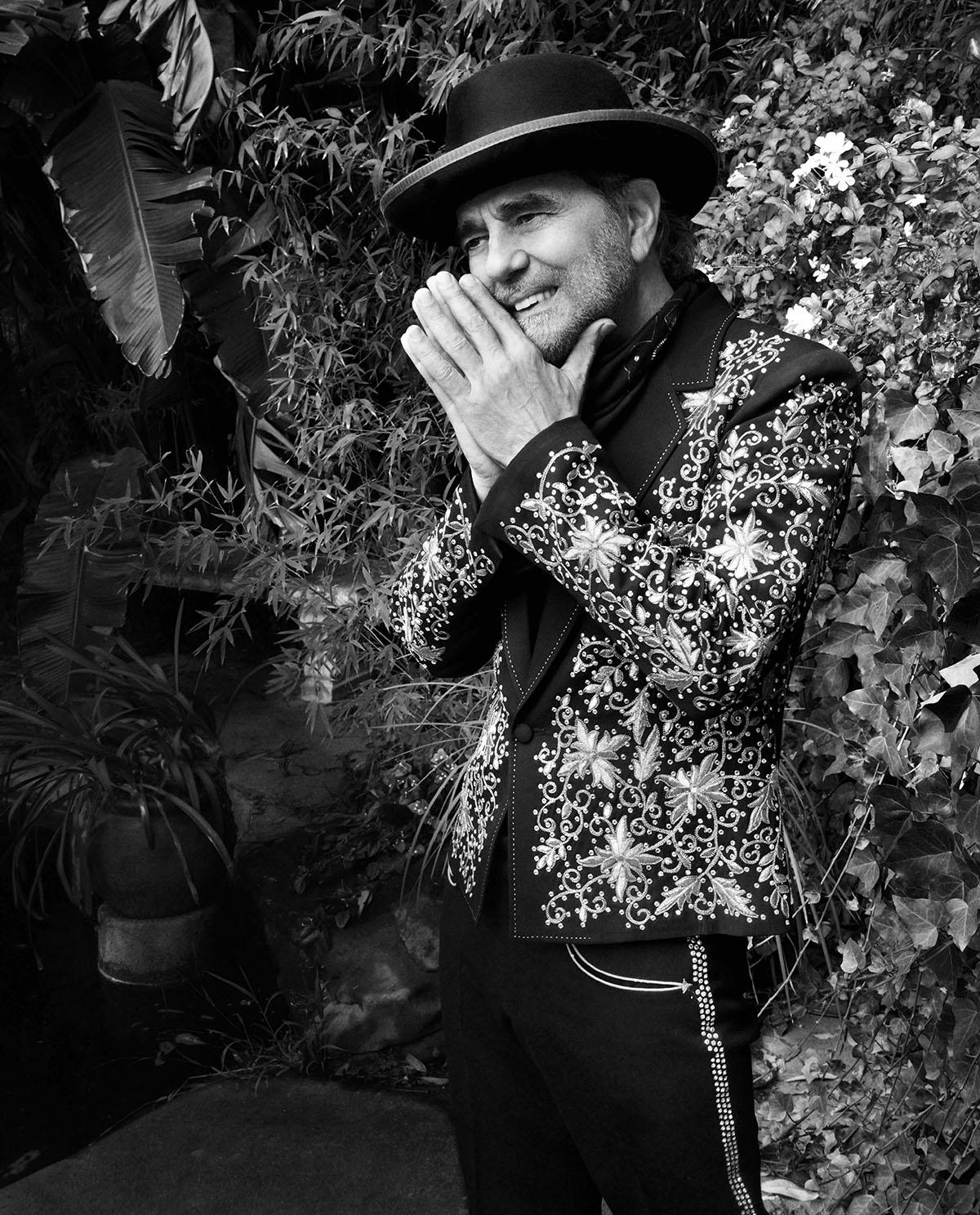 Daniel Lanois 2020 - Photo by Floria Sigismondi