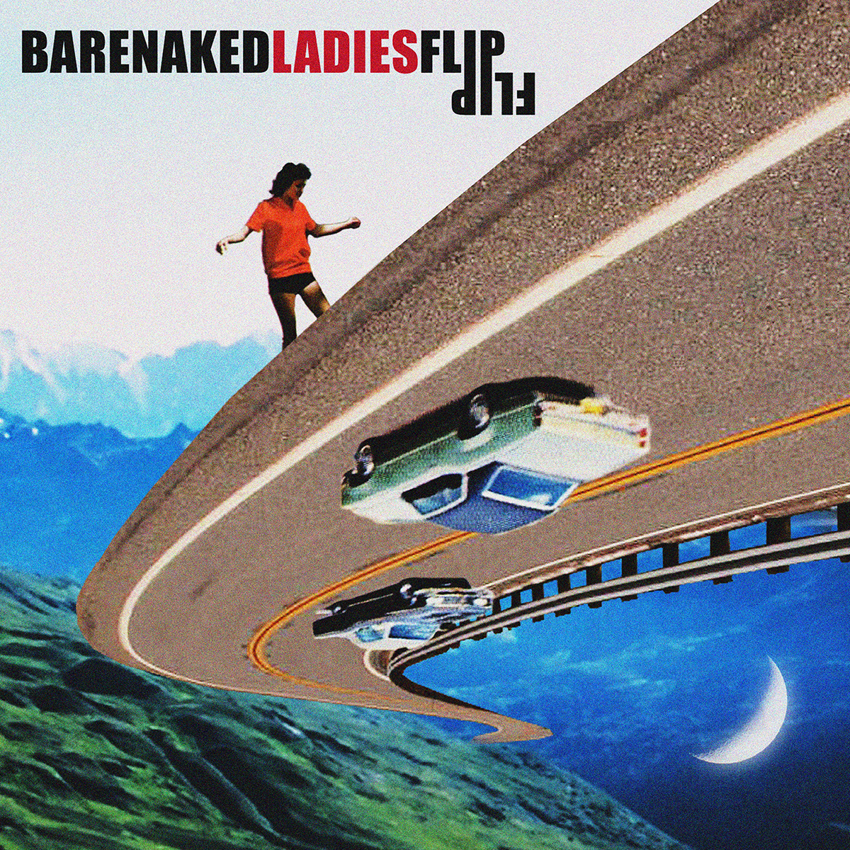 Barenaked Ladies Release 1st New Music in Four Years 'Flip'