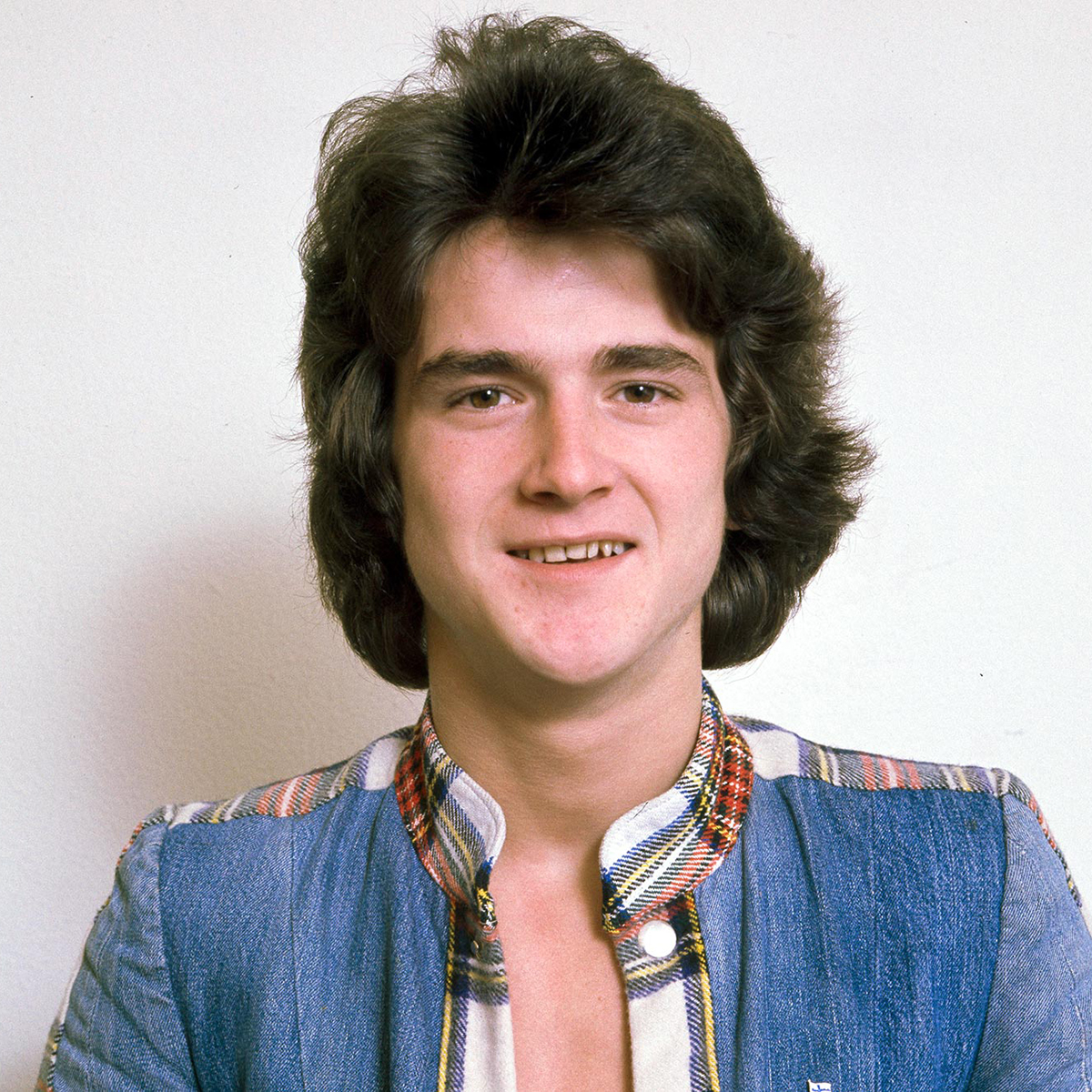 Les McKeown from Bay City Rollers Facebook