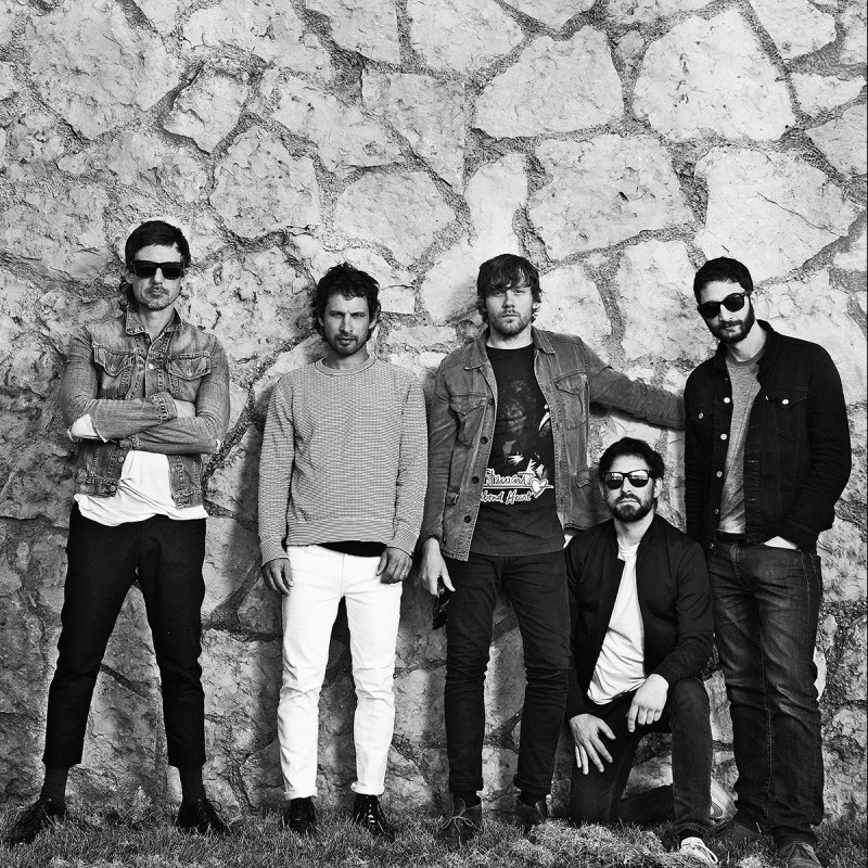Sam Roberts Band - Photo by Dave Gillespie