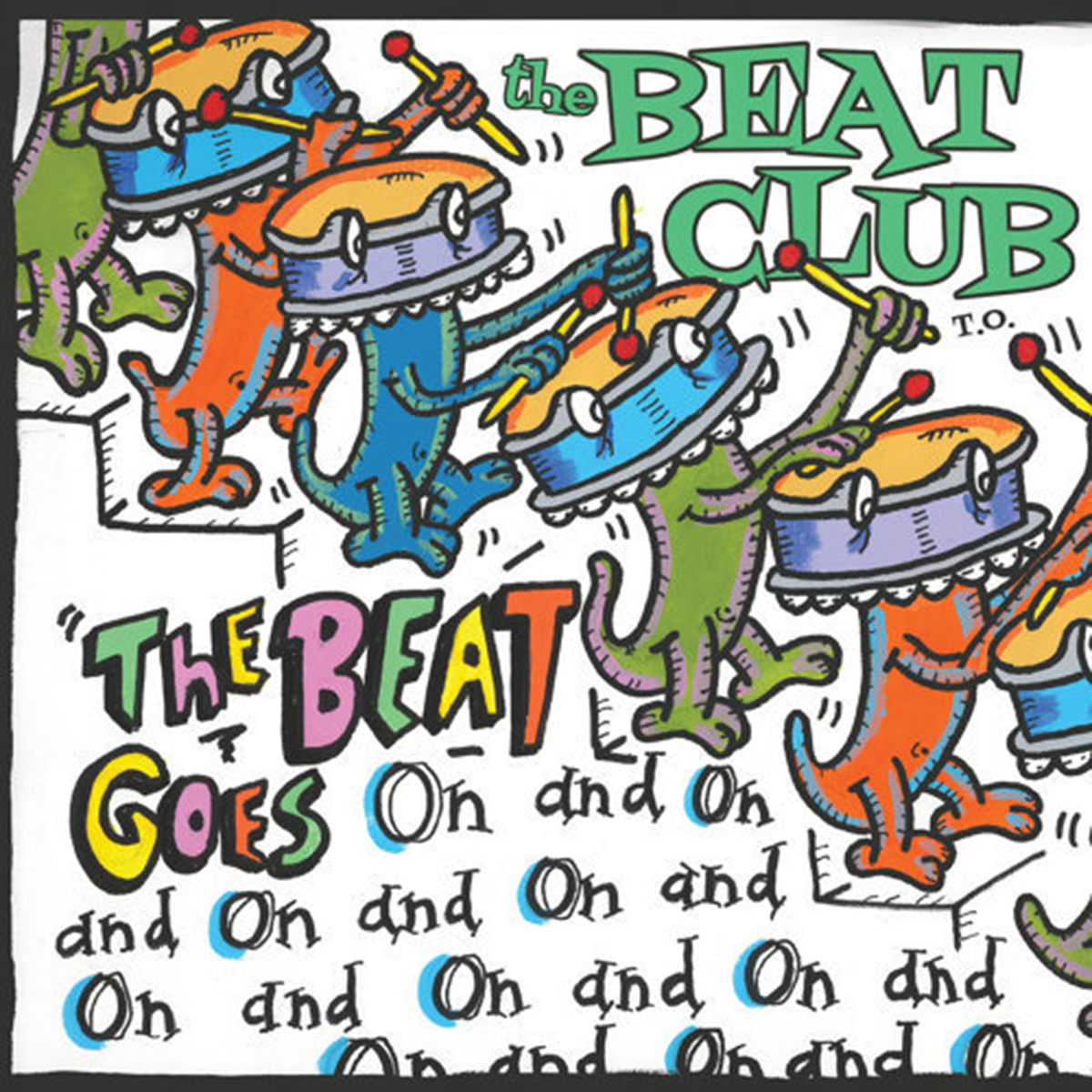 The Beat Club - The Beat Goes On