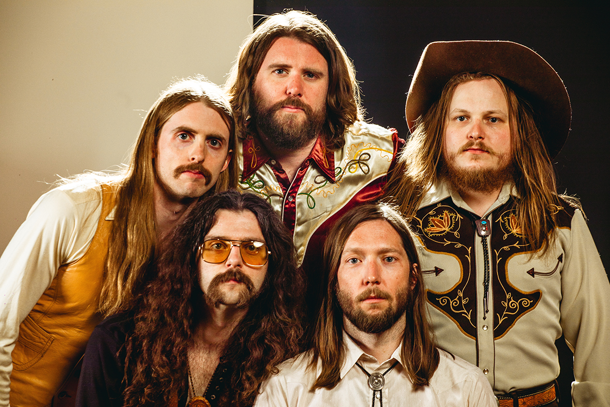 The Sheepdogs 2021 - Photo By Mat Dunlap