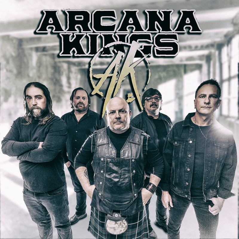 """Heard Across the CFL, NHL & More, Bagpipe Rockers ARCANA KINGS Lead The Charge With """"Here We Go"""""""