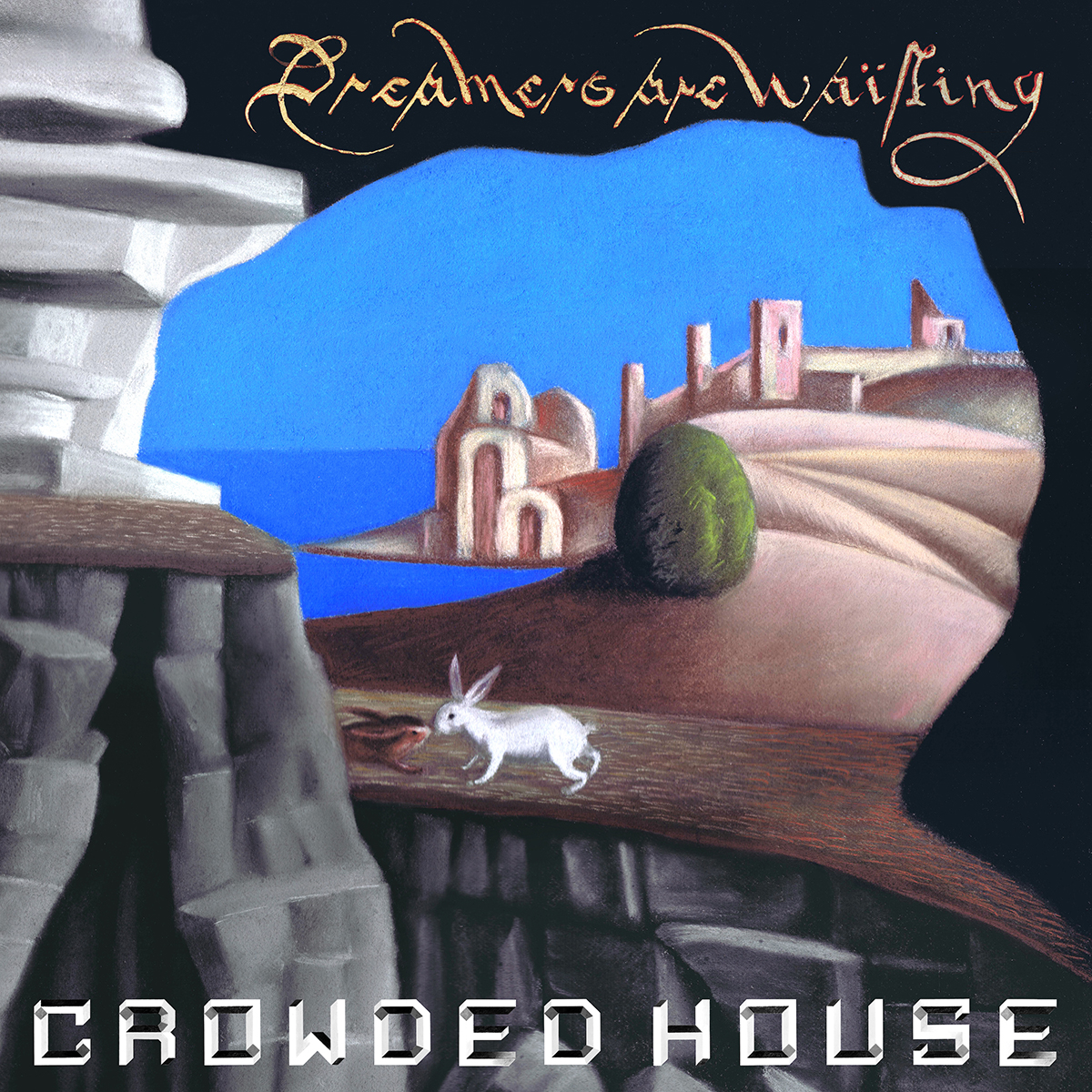 Iconic Band Crowded House Releases 7th Studio Album 'Dreamers Are Waiting'