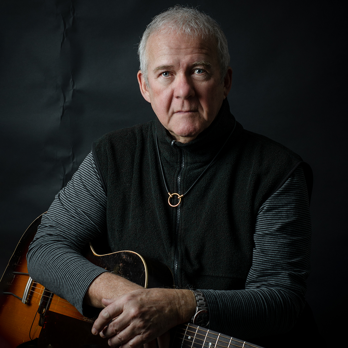 Murray McLauchlan 2021 - Photo by Marc Lostracco