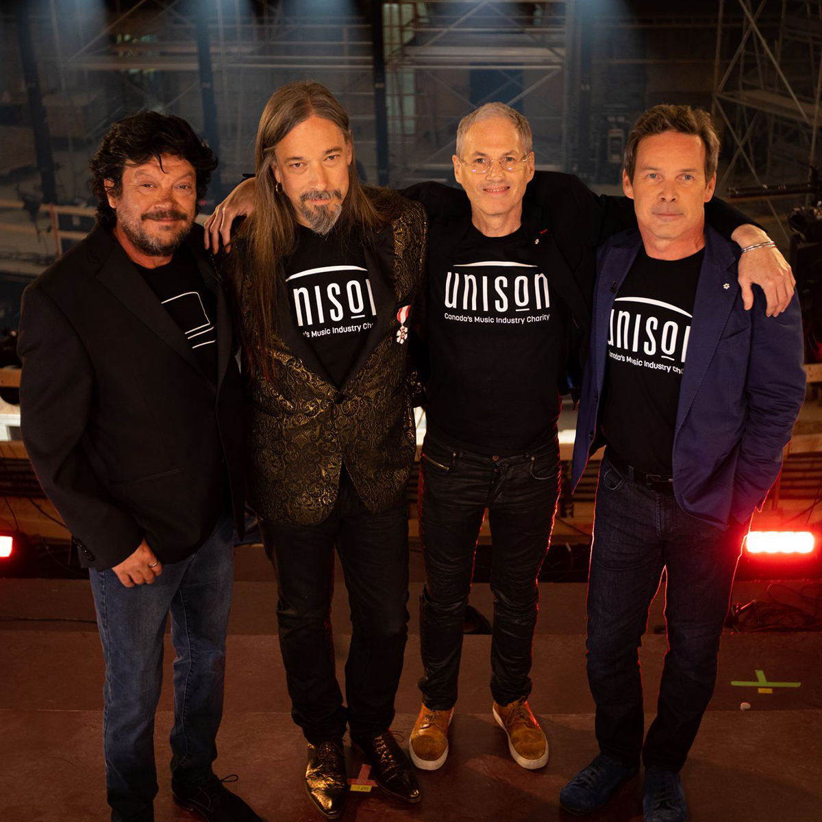 The Tragically Hip Launch Sale Of The Unison T-Shirt
