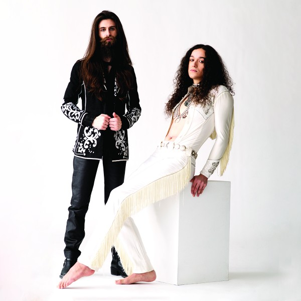 """Juno Award-Winning Rock Duo Crown Lands Unveil """"White Buffalo,"""" Third Instalment In A Series Of Songs Addressing Indigenous Rights"""