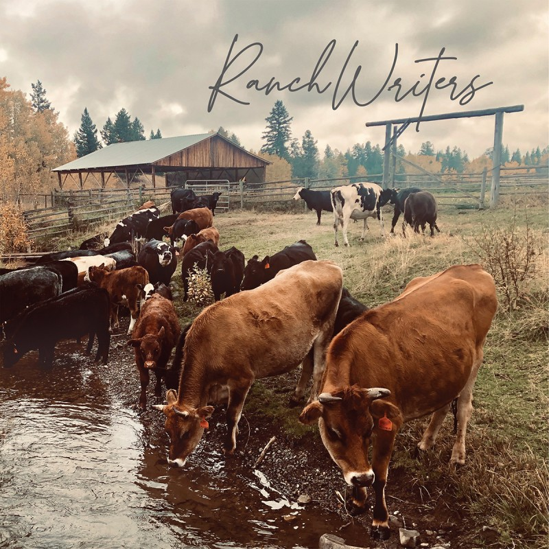 """Barney Bentall & Geoffrey Kelly are RanchWriters – """"Bonaparte Plateau"""" Out Now – Album Released Sept 17"""
