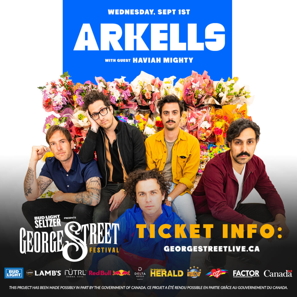ARKELLS SET TO CLOSE OUT THE FESTIVAL WITH HAVIAH MIGHTY Wednesday, Sept 1st, 2021