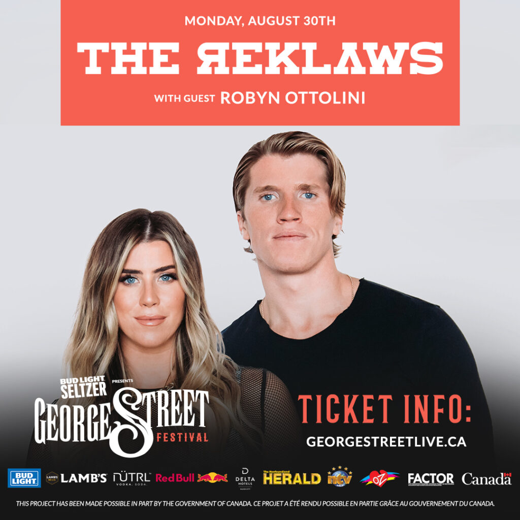 THE REKLAWS TAKE US TO THE COUNTRY WITH ROBYN OTTOLINI Monday, August 30th, 2021