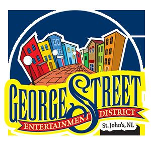 George Street Entertainment District, St. John's, NL