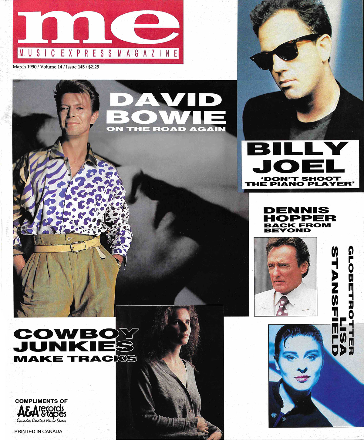 ME Music Express Magazine Issue 145