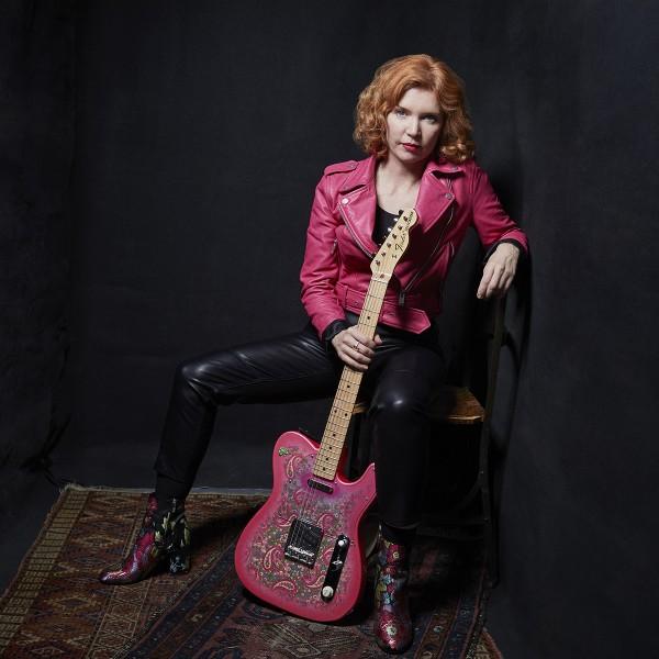 Sue Foley's New Album, Pinky's Blues Takes the Wheel