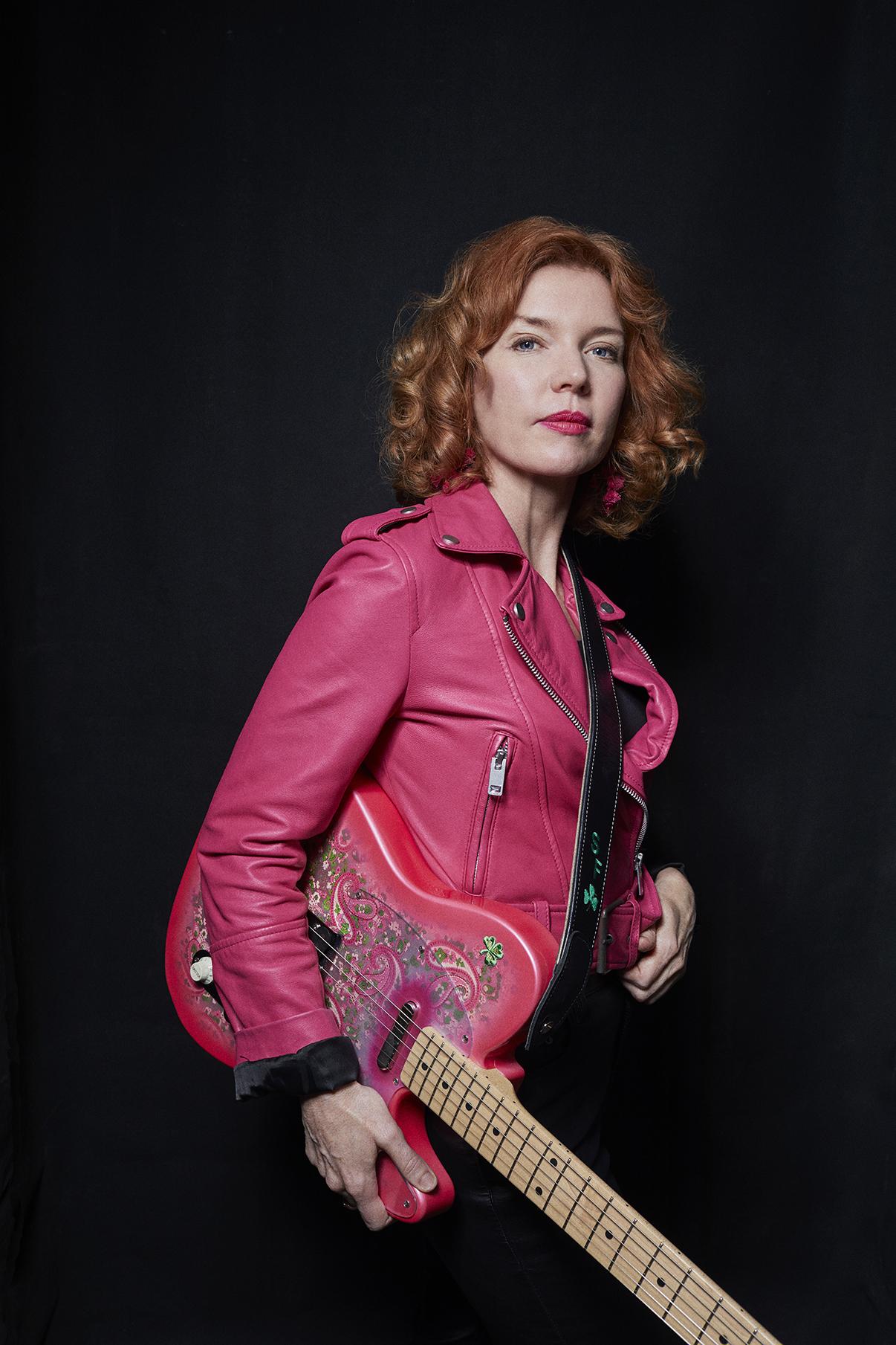 Sue Foley - Photo by Danny Clinch