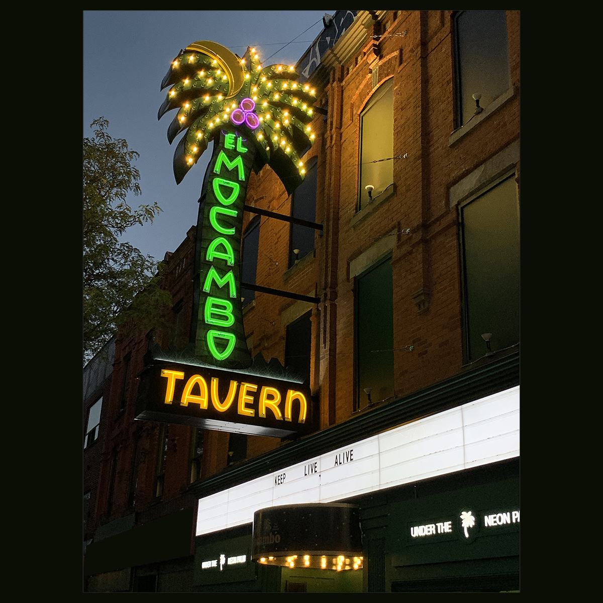 The Legendary El Mocambo Is Set To Officially ReopenOctober 30with Our Lady Peace