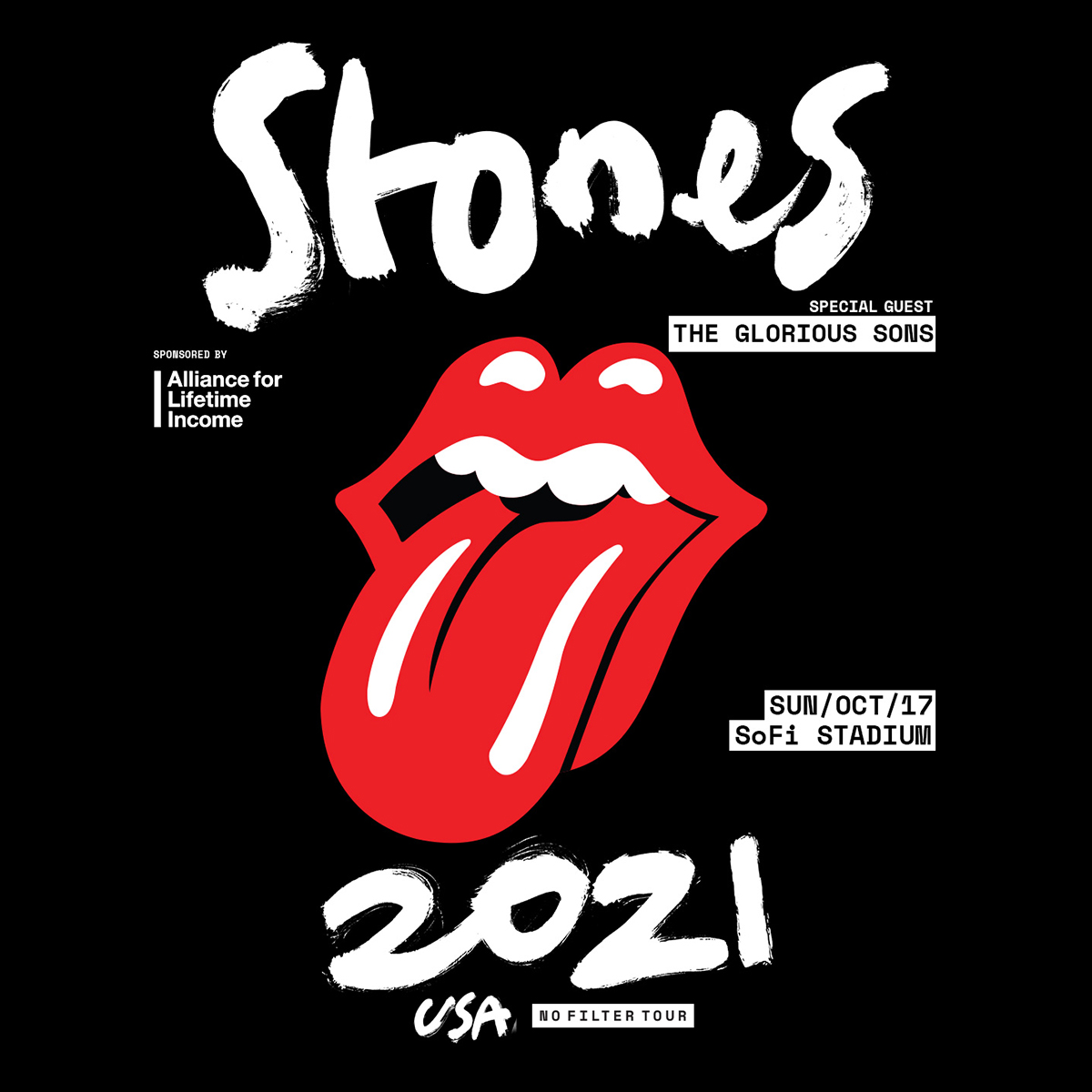 The Glorious Sons Set To Open For The Rolling Stones In Los Angeles, CA This Sunday 10/17